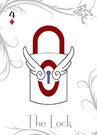 The Lock card preview image.