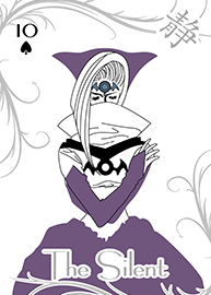 The Silent card preview image.